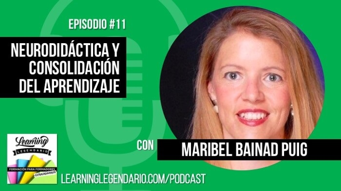 Entrevista Maribel Bainad para Learning Legendario
